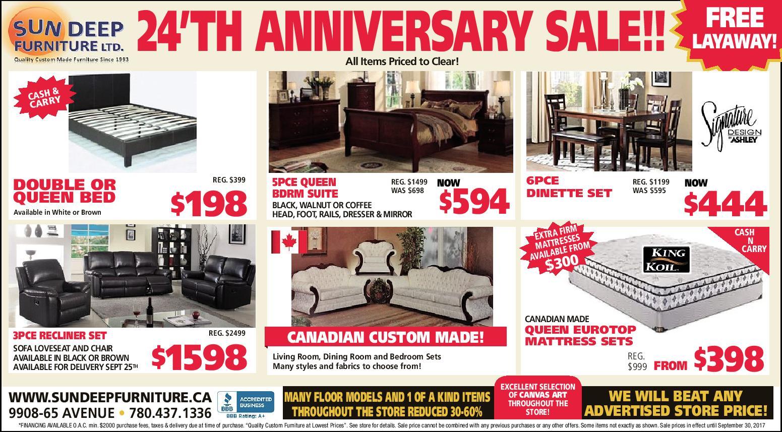 Flyers Sundeep Furniture Ltd